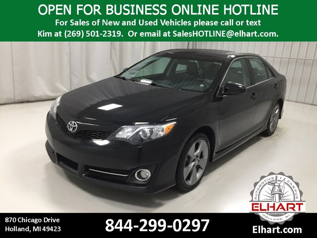 Used 2014 Toyota Camry in Holland, MI