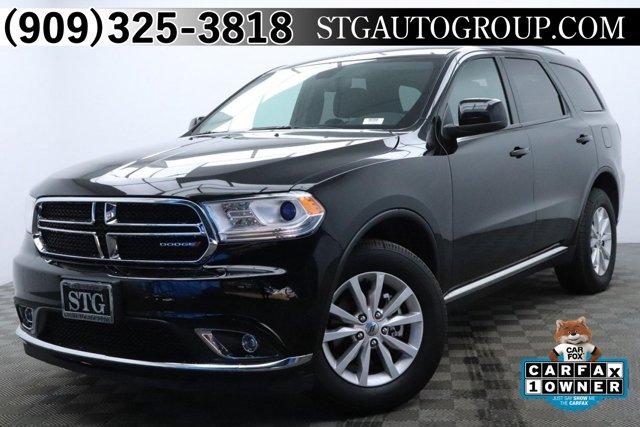 Used 2019 Dodge Durango in Ontario, Montclair & Garden Grove, CA