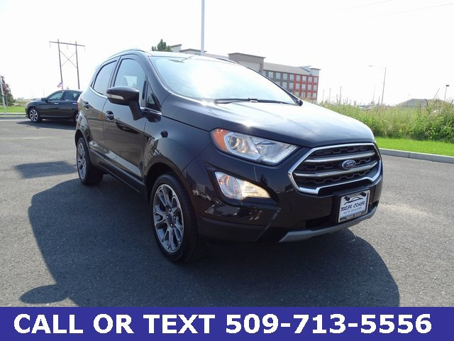 Used 2018 Ford EcoSport in Pasco, WA