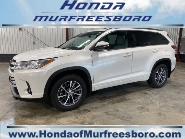 Used 2018 Toyota Highlander in Murfreesboro, TN