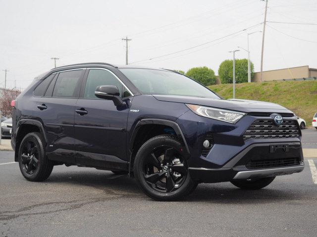 New 2020 Toyota RAV4 Hybrid in Danville, VA