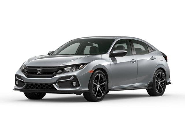 New 2020 Honda Civic Hatchback in Birmingham, AL