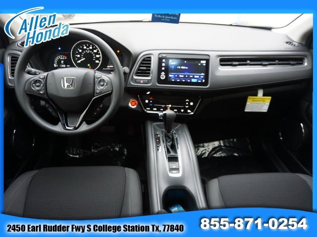 New 2020 Honda HR-V in College Station, TX