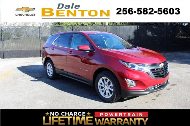 New 2020 Chevrolet Equinox in Guntersville, AL