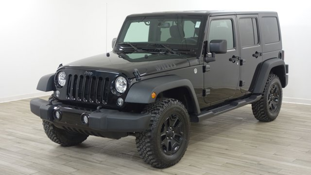 Used 2016 Jeep Wrangler Unlimited in St. Louis, MO
