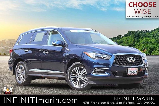 2017 INFINITI QX60 (3.5L) AWD Premium Unleaded V-6 3.5 L/213 [6]