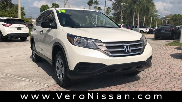 Used 2014 Honda CR-V in Vero Beach, FL