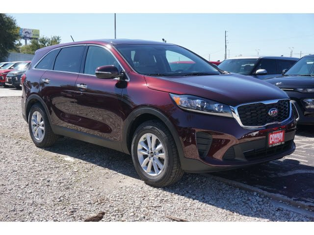 New 2020 KIA Sorento in Conroe, TX