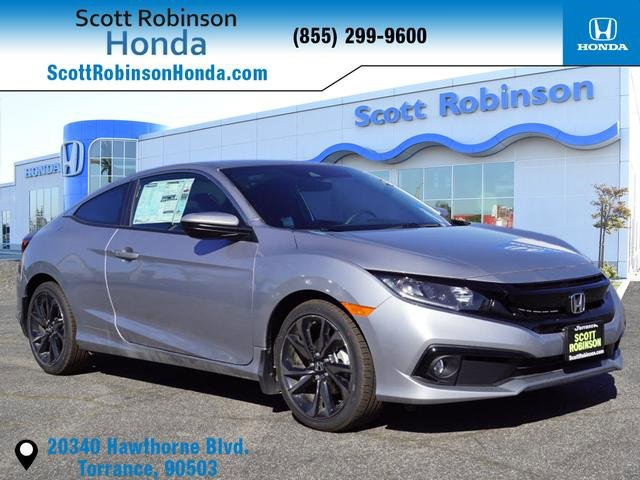 New 2019 Honda Civic Coupe in Torrance, CA