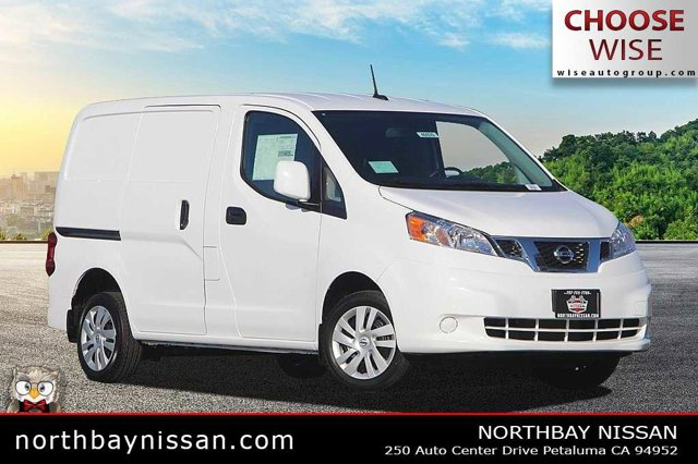 2020 Nissan NV200 Compact Cargo SV I4 SV Regular Unleaded I-4 2.0 L/122 [8]