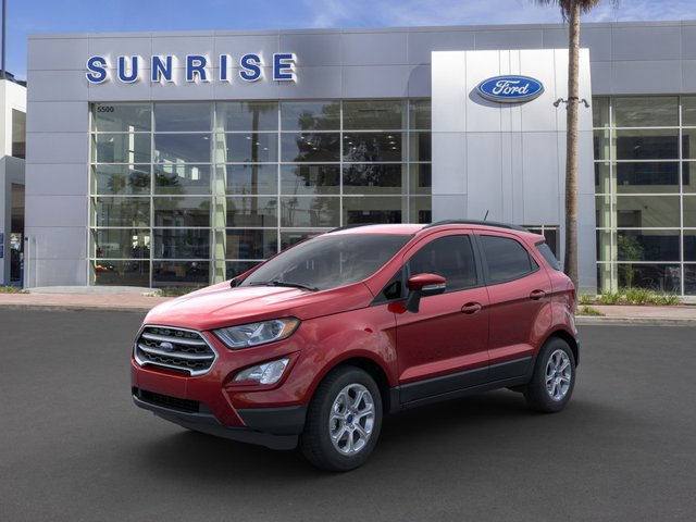 2020 Ford EcoSport SE SE FWD Intercooled Turbo Regular Unleaded I-3 1.0 L/61 [12]