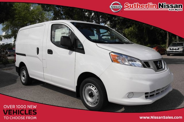 New 2020 Nissan NV200 Compact Cargo in Fort Myers, FL