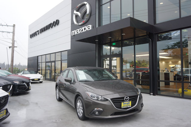 Used 2016 Mazda Mazda3 in Edmonds Lynnwood Seattle Kirkland Everett, WA