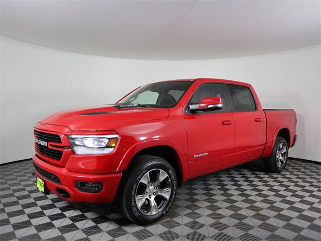 2021 Ram 1500 Laramie Laramie 4x4 Crew Cab 5'7″ Box Regular Unleaded V-8 5.7 L/345 [11]