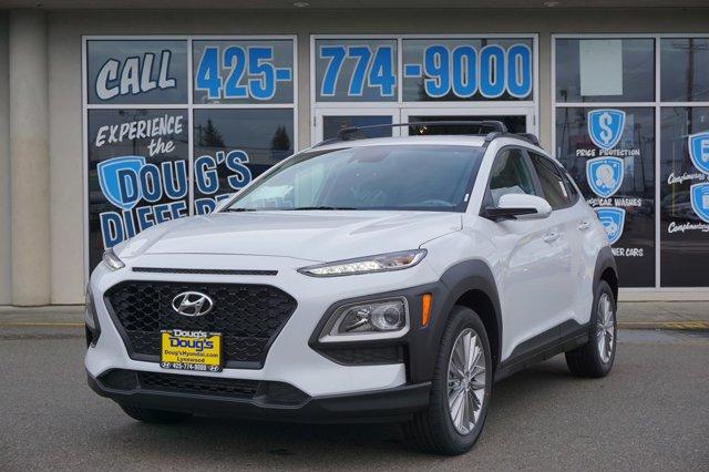 New 2020 Hyundai Kona in Lynnwood Seattle Kirkland Everett, WA