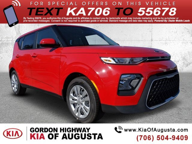 New 2020 KIA Soul in Augusta, GA