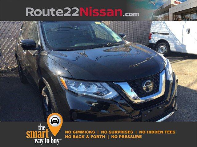2018 Nissan Rogue SL AWD SL Regular Unleaded I-4 2.5 L/152 [1]