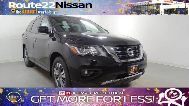 2020 Nissan Pathfinder SV 4x4 SV Regular Unleaded V-6 3.5 L/213 [19]