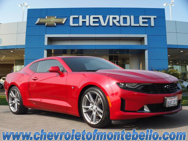 2019 Chevrolet Camaro 1LT 2dr Cpe 1LT Turbocharged Gas I4 2.0L/122 [8]