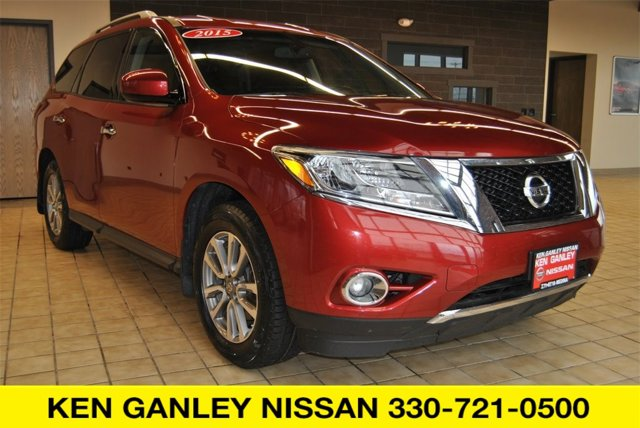 Used 2015 Nissan Pathfinder in , OH
