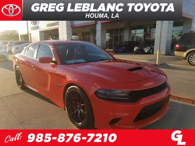 Used 2018 Dodge Charger in Houma, LA