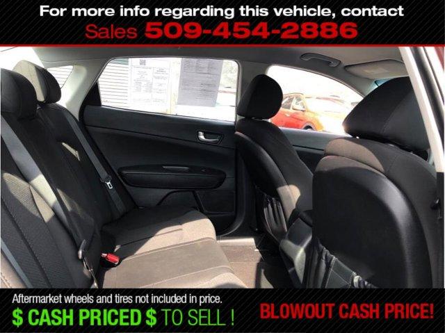 Used 2017 Kia Optima LX Auto