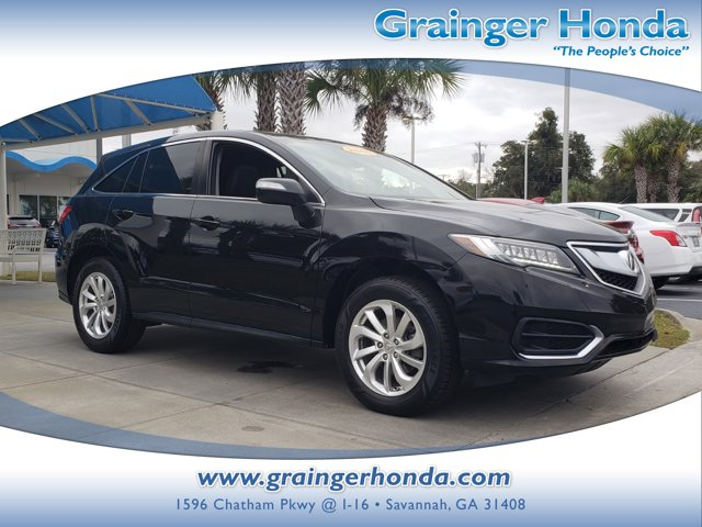 Used 2016 Acura RDX in Savannah, GA