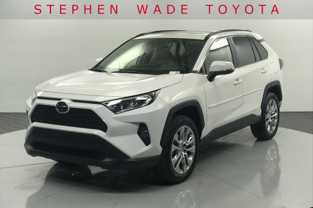New 2020 Toyota RAV4 in St. George, UT