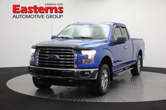2015 Ford F-150 XLT Luxury EcoBoost Extended Cab Pickup