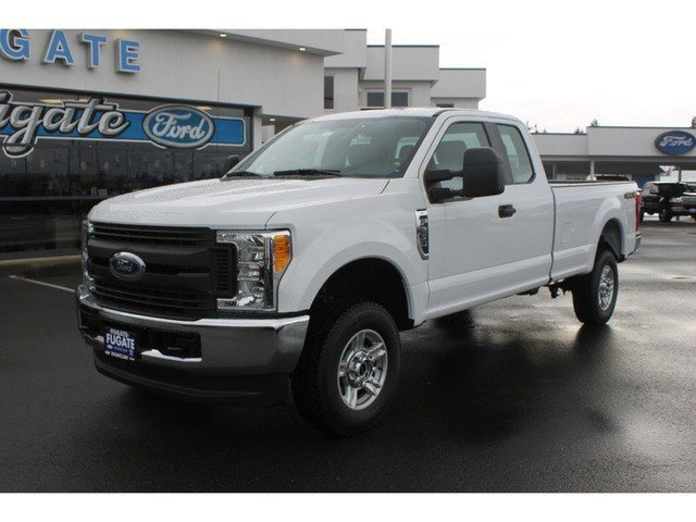 New 2017 Ford Super Duty F-250 SRW 4WD Box