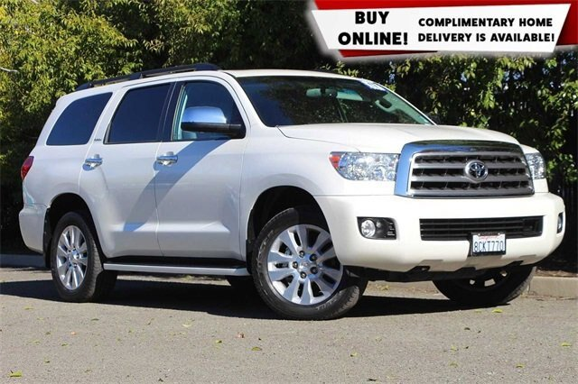 Used 2017 Toyota Sequoia in , CA
