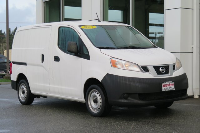 2017 Nissan NV200 Compact Cargo I4 S
