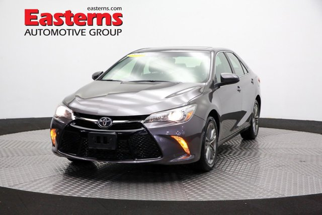 2017 Toyota Camry for sale 123631 0