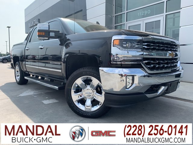 Used 2017 Chevrolet Silverado 1500 in D'Iberville, MS