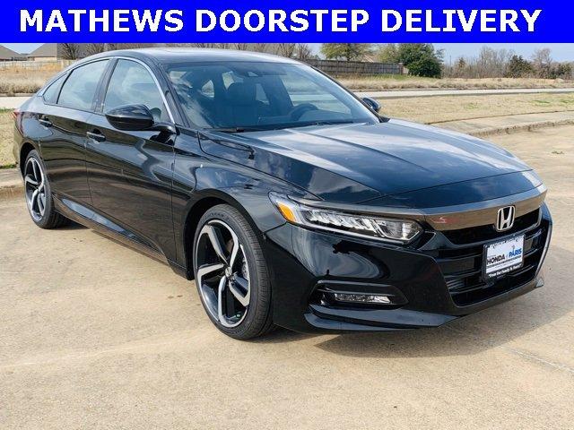 New 2020 Honda Accord Sedan in Paris, TX