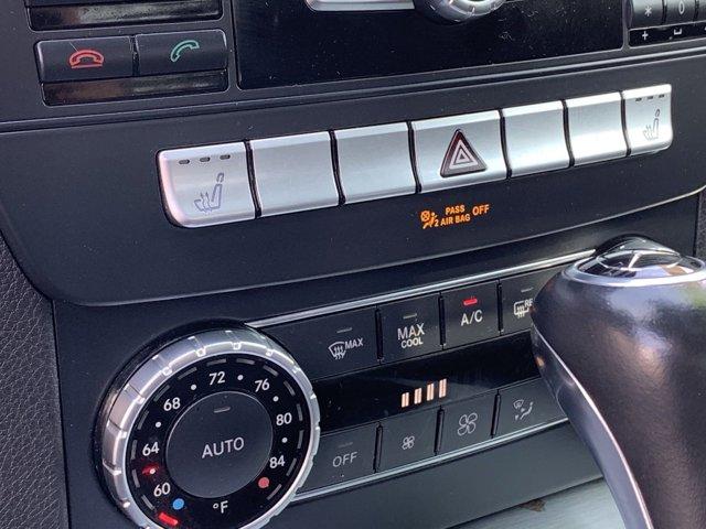 2014 Mercedes-Benz C-250 Sport Premium Pkg 1 4D Sedan 4-Cyl Turbo 1.8L
