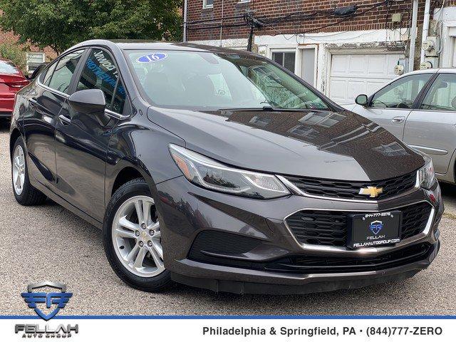 2016 Chevrolet Cruze LT REMOTE VEHICLE STARTER SYSTEM VISORS  DRIVER AND FRONT