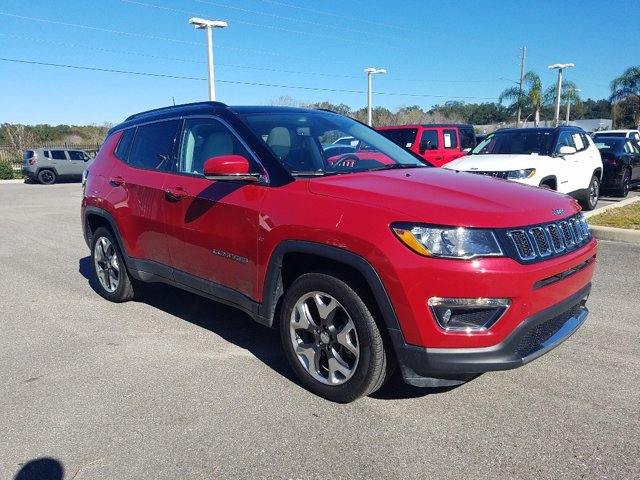 Used 2019 Jeep Compass in Venice, FL