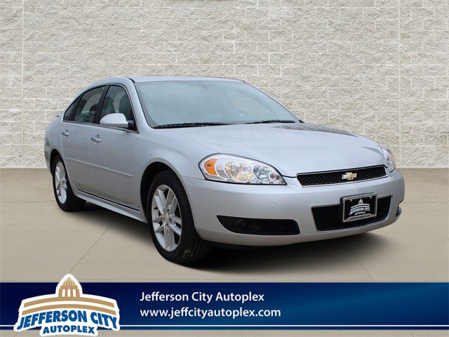 Used 2012 Chevrolet Impala in Jefferson City, MO