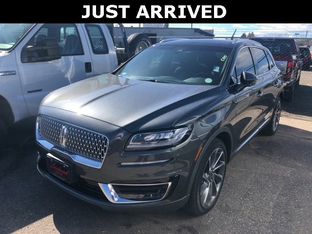Used 2019 Lincoln Nautilus in Fort Collins, CO