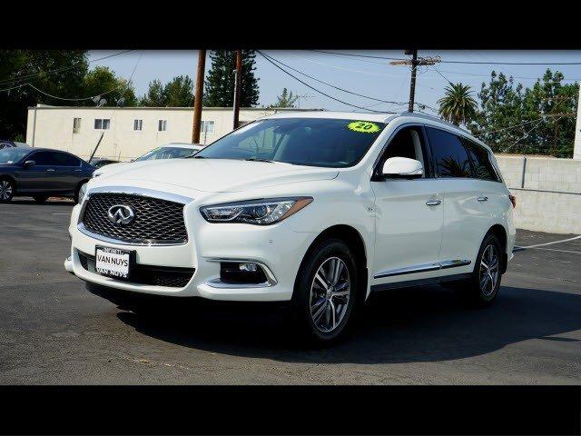 2020 INFINITI QX60 LUXE LUXE AWD Premium Unleaded V-6 3.5 L/213 [6]