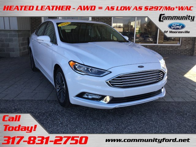 Used 2018 Ford Fusion in Bloomington, IN