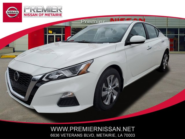 Used 2020 Nissan Altima in Metairie, LA