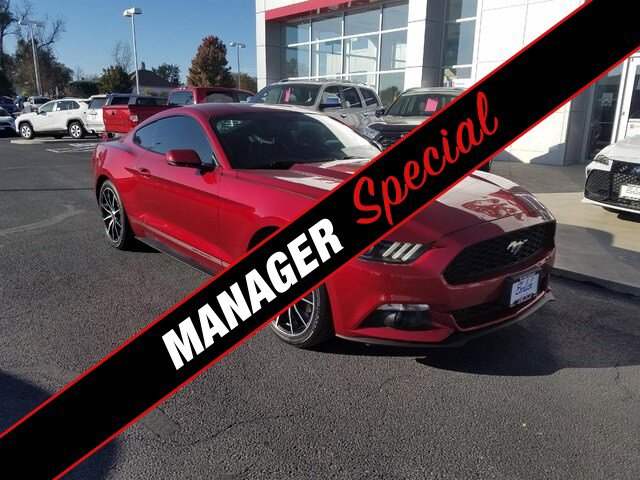 Used 2017 Ford Mustang in Fort Morgan, CO