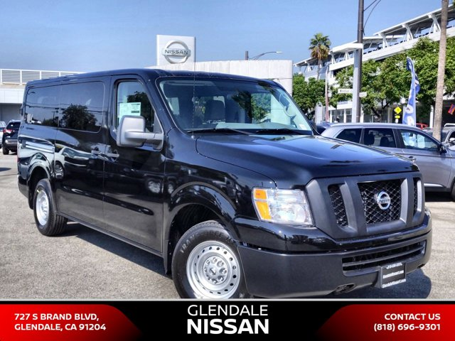 2020 Nissan NV Passenger NV3500 HD S NV3500 HD S V6 Regular Unleaded V-6 4.0 L/241 [1]