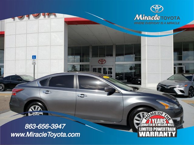 Used 2015 Nissan Altima in Haines City, FL