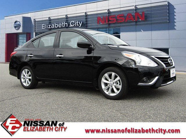New 2017 Nissan Versa in  Elizabeth City, NC