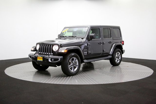 2019 Jeep Wrangler Unlimited for sale 123540 50