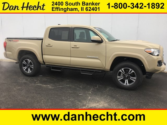 Used 2017 Toyota Tacoma in Effingham, IL