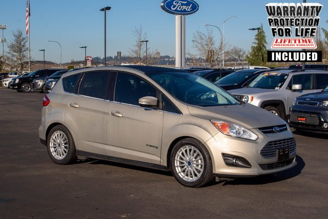 Used 2015 Ford C-Max Hybrid in Sumner, WA